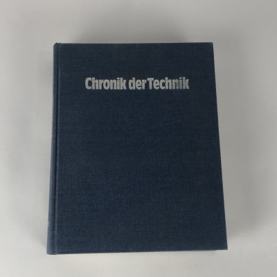 Книга Chronik der Technik